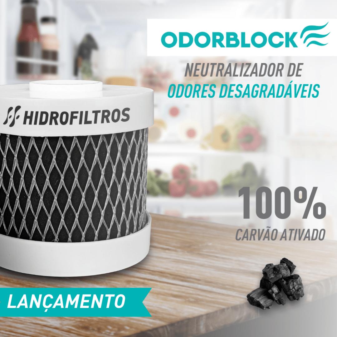 Odorblock - Neutralizador de odores desagradáveis - VitaPura